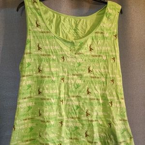 Tinkerbell Henley style tank